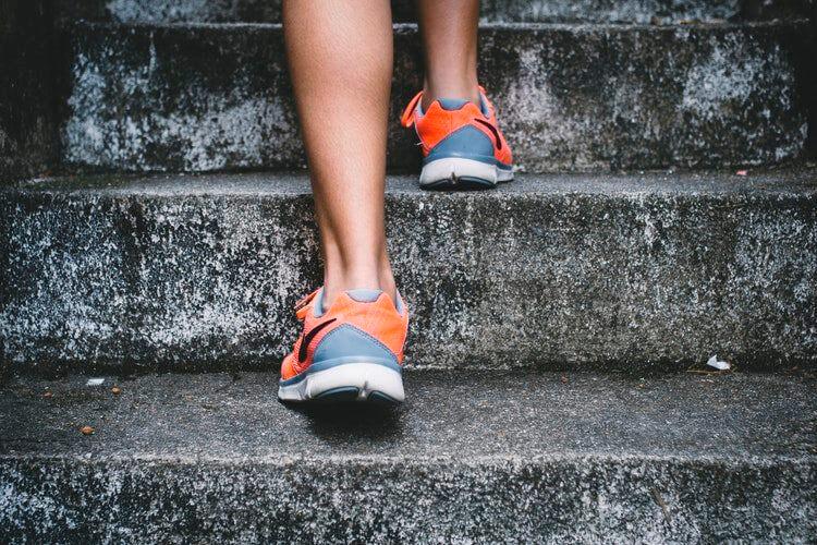 Как измерить длину шага
