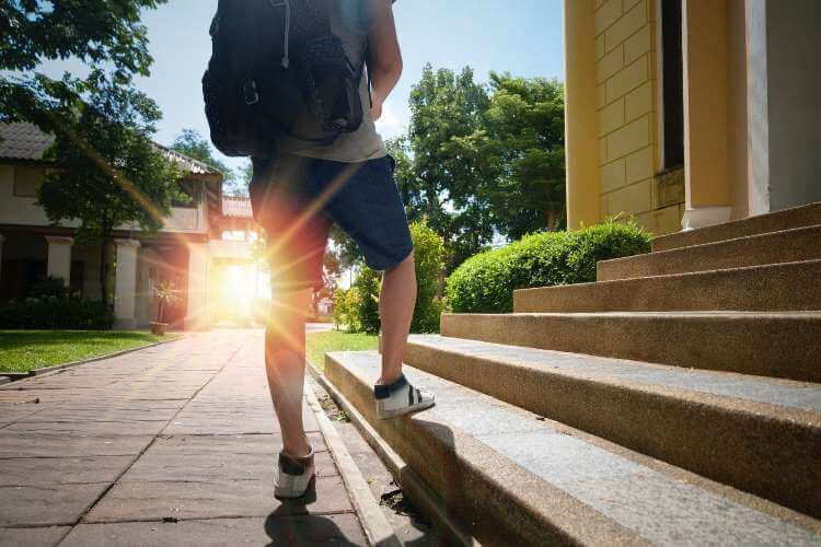 Способы измерения длины шага