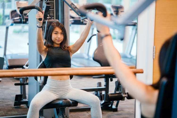 Ключевые принципы набора мышечной массы для девушек
