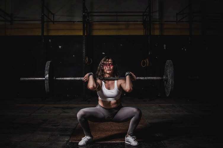 Тренировки для девушки для набора мышечной массы